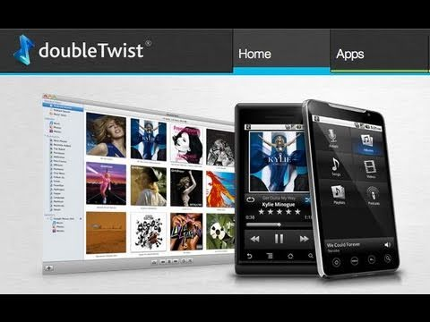 Double Twist Music Player