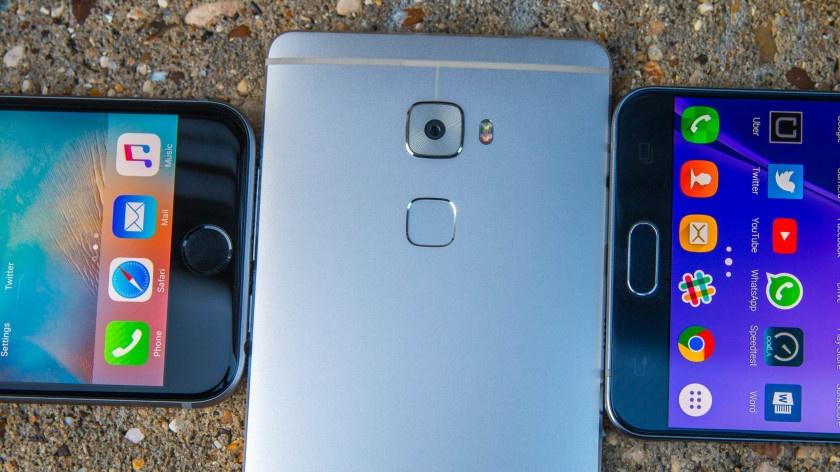 Mobile Phones Fingerprint Scanner can do much more