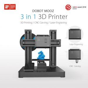 DOBOT MOOZ 3D PRINTER