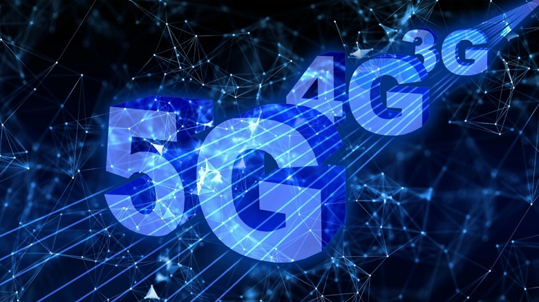 Speed of 5G
