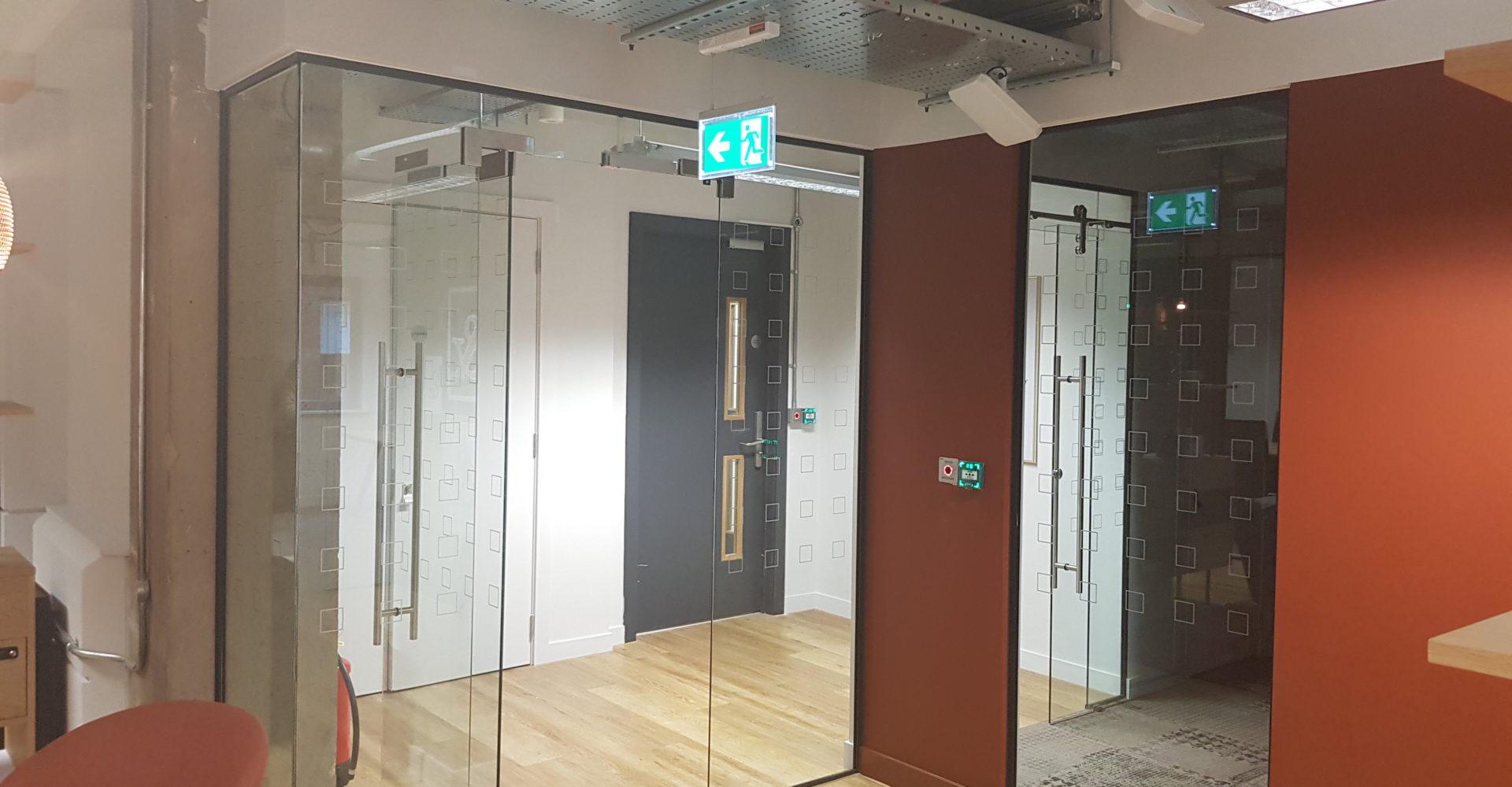 door entry system in london