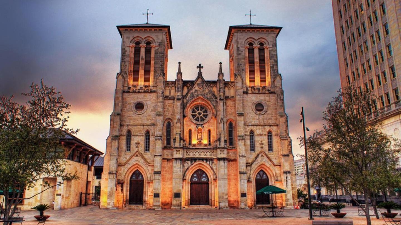 San Fernando De Bexar Church