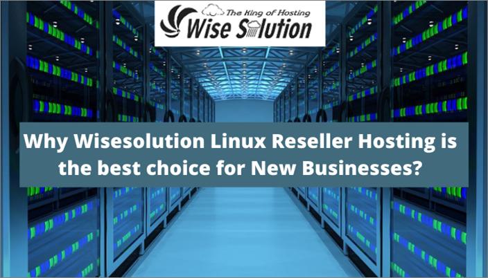 Wisesolution Linux Reseller Hosting